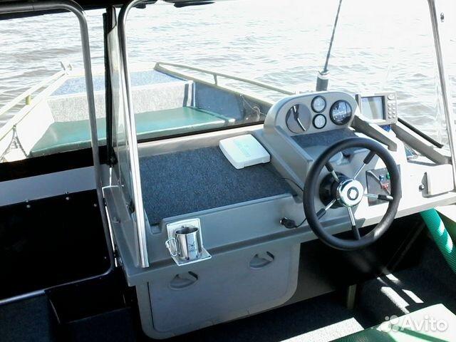 Лодка Мастер 540 с Mercury 90 elpt 4 Stroke  89063926905 купить 8