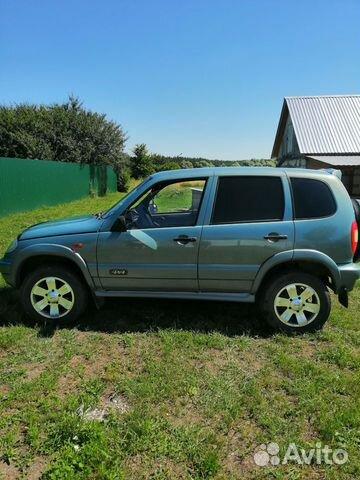 Chevrolet Niva, 2005  89601403054 купить 1
