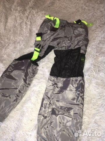 Светодиодные штаны