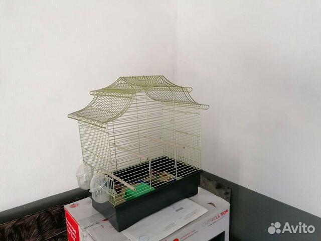 Продам клетку для попугаев  89501026382 купить 1