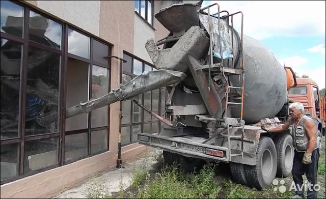 кольчугино бетон