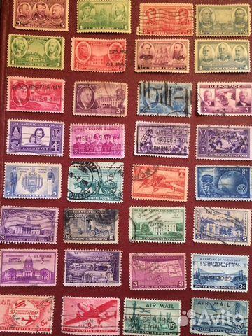 Коллекция марок  купить 5