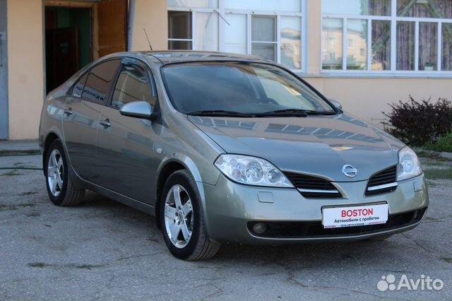 Nissan Primera, 2005  89883900490 купить 9