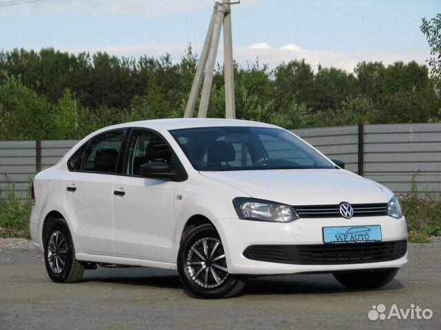 Volkswagen Polo, 2013  83432472139 купить 1