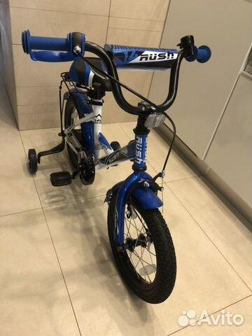 Новый детский велосипед на рост 100-130 см  89149018829 купить 1