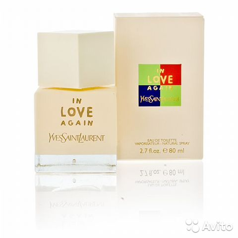 Yves Saint Laurent - In Love Again— фотография №1