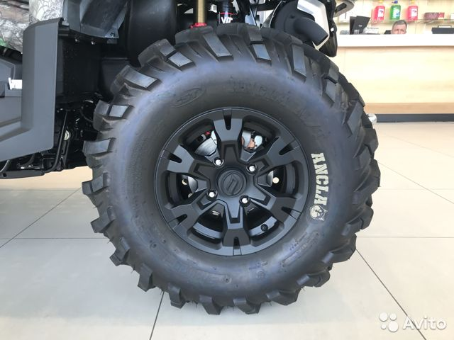 Квадроцикл CFMoto X10 EPS  88792225000 купить 7