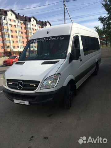 Mercedes-Benz Sprinter, 2012  89028197615 купить 1