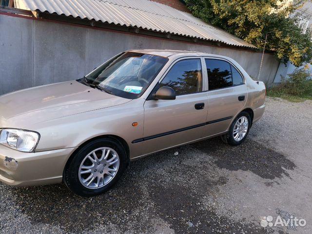 Hyundai Accent, 2006  89897209727 купить 1