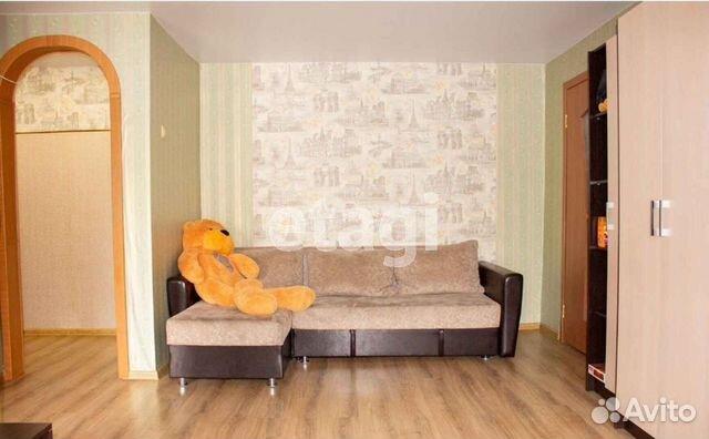 2-к квартира, 45.2 м², 2/5 эт.