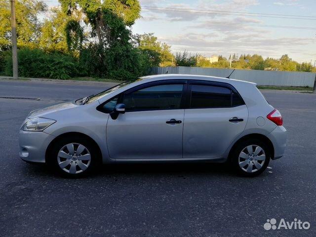 Toyota Auris, 2012  89092326839 купить 1
