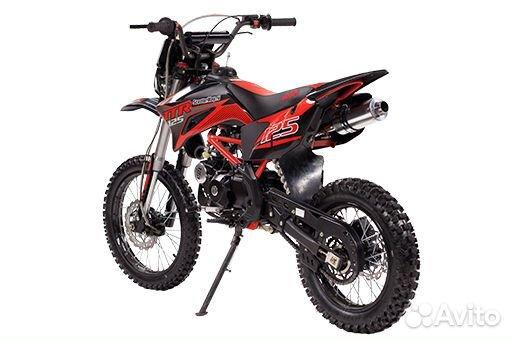 Мотоцикл irbis ttr 125 r ирбис ттр 125 р