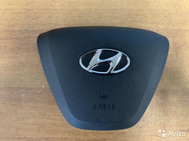 Муляж подушки в руль Hyundai Elantra с 2016 года  89277252175 купить 1