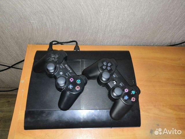 Sony PS3 super slim 500gb  купить 1