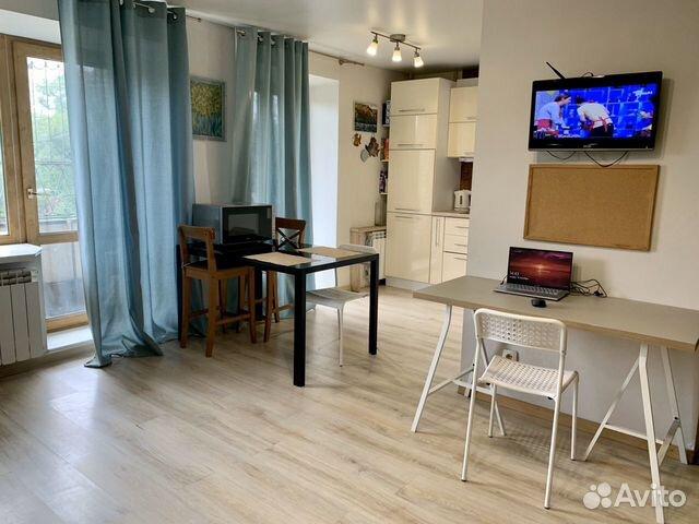 1-к квартира, 33.5 м², 2/6 эт.  89625018065 купить 1