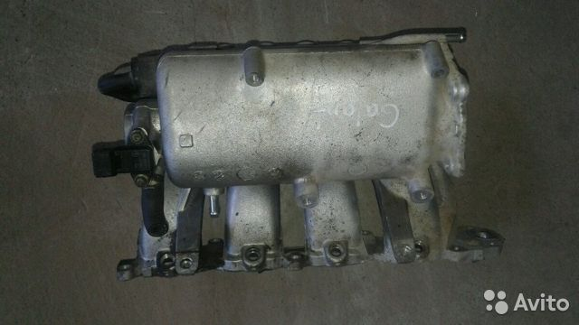 Коллектор впускной (Mitsubishi Galant)  89226688886 купить 1