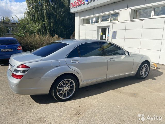 Mercedes-Benz S-класс, 2006  89587239519 купить 2
