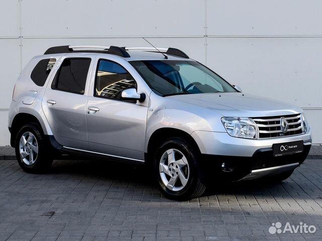 Renault Duster, 2012  88612441524 купить 1