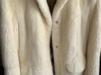 Норковая шуба Jill Sander — Одежда, обувь, аксессуары в Москве