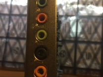 Audigy 2 ZS Sound Blaster 7.1 от Creative