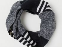 Шапка+хомут (шарф) H&M 116/128