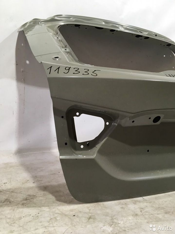 Крышка багажника задняя LADA Vesta Sw Cross 1  89281616122 купить 4