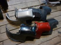 Peugeot partner tepee клик бампера комплект