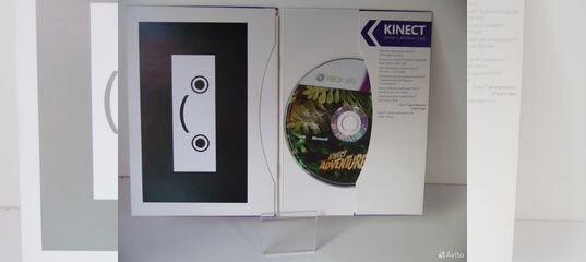 Igrovye Diski Xbox 360 Kinect Adventures Kupit V Voronezhskoj