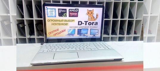 Ноутбук Sony Vaio SVE15