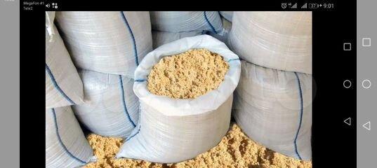 Песок в мешках 470 400 купить в Республике Марий Эл | Товары для дома и дачи | Авито