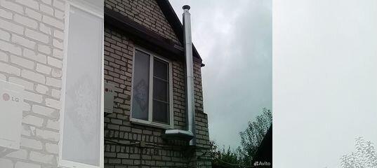 Установка дымохода волгоград электро задвижка дымохода