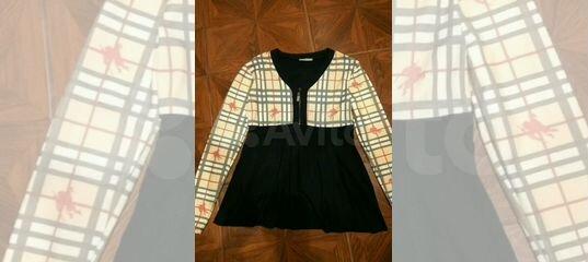 5bf12177273f Блузка Burberry купить в Санкт-Петербурге на Avito — Объявления на сайте  Авито