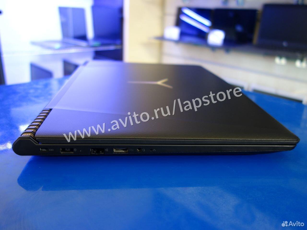 Ноутбук Lenovo Y520 i7-7700HQ/16GB/256+1T/GTX1050  84012422018 купить 7