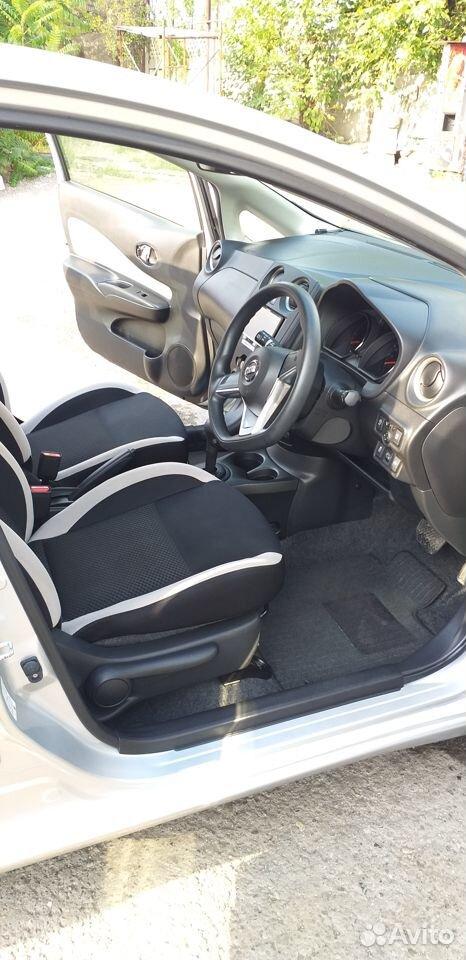Nissan Note, 2016  89149603879 купить 6