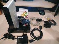 TV-приставка и WI-FI роутер от Ростелекома