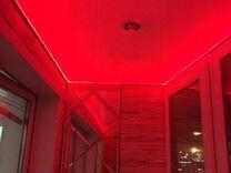Комплексная отделка лоджии и балконов