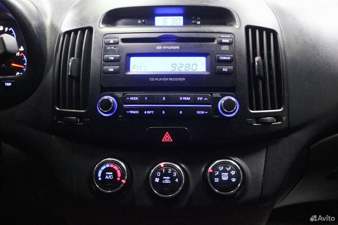 Hyundai Elantra, 2007  83452578874 купить 8