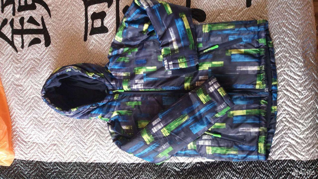 Куртка теплая демисезон  89059161204 купить 1