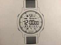 Спортивные смарт часы ColMi Ex18