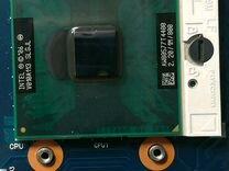 Процессор Intel T4400 nPGA479M