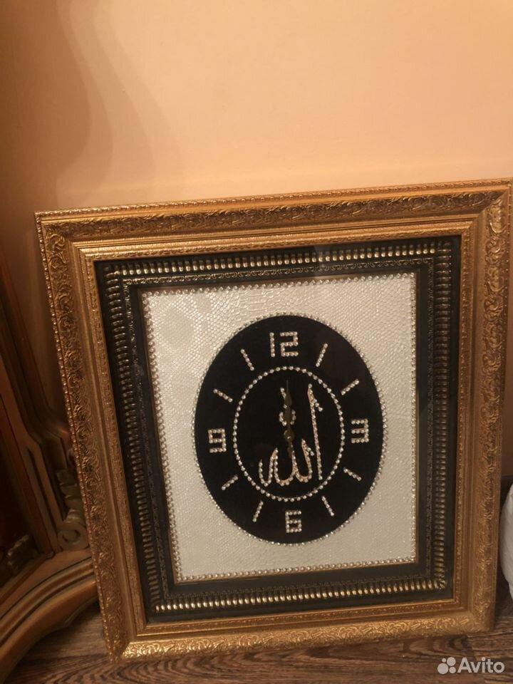 Часы исламские настенные