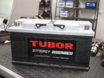 Аккумулятор Tubor Synergy 110Ah б/у