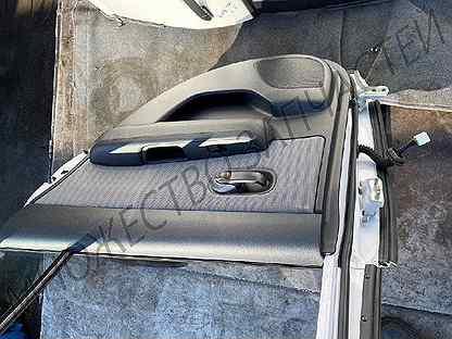 Дверь задняя правая Nissan Tiida 11 Ниссан Тиида 1