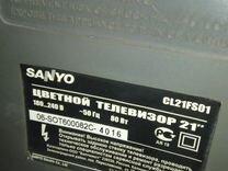 Телевизор саньо 55 см