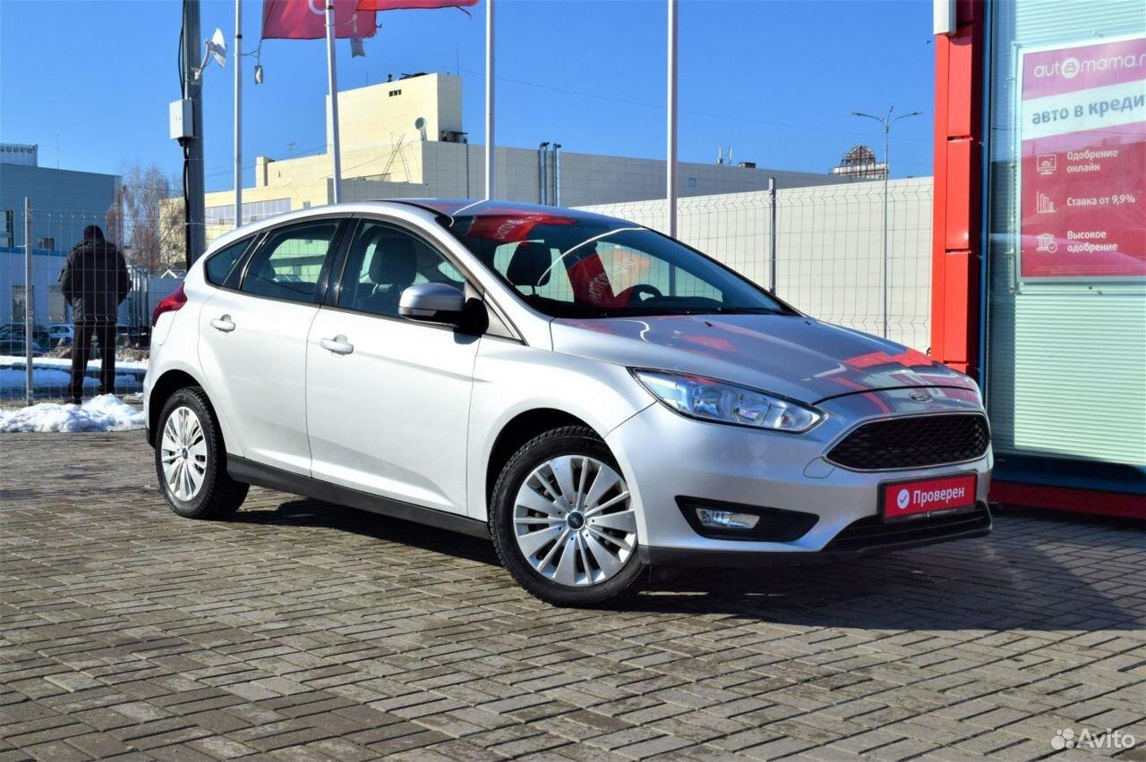 Ford Focus, 2015  88633112345 купить 8