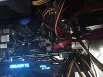 Intel i7 7700, AMD RX 580 8gb,Corsair 8GB DDR4