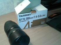 Tamron AF 70-300 mm F/4-5.6 Di LD macro 1:2