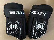 Хоккейные перчатки MadGuy — Спорт и отдых в Волгограде
