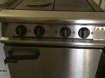 Кухня нержавейка с печью Falcon