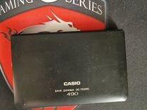 Электронная записная книжка Casio